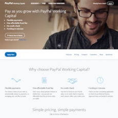Paypal Working Capital | LoanNEXXUS