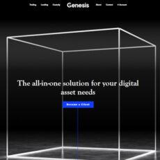 Genesis Global Trading   LoanNEXXUS