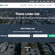 Private Lender Link   hard money   LoanNEXXUS