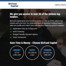 BizFund Capital | small business loans | LoanNEXXUS