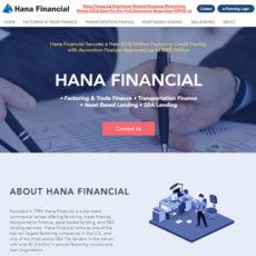 Hana Financial | LoanNEXXUS