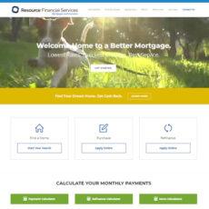 Resource Financial Services   LoanNEXXUS