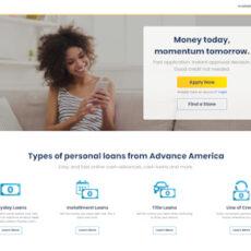 Advance America | LoanNEXXUS