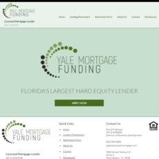Yale Mortgage Funding   LoanNEXXUS