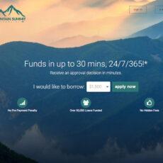 Mountain Summit Financial   LoanNEXXUS
