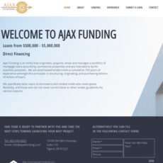 Ajax Funding | LoanNEXUS